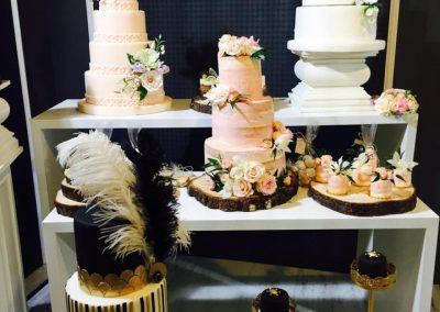 aranjament masa candybar nunta wedding show 2017 cluj