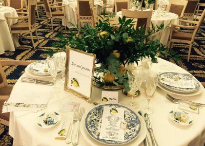 aranjament masa romantic nunta wedding show 2017