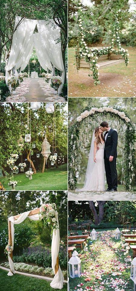 trend culoare verde nunta