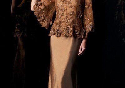 rochie lux gold silver lunga nunta mama