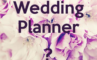 Wedding Planner?