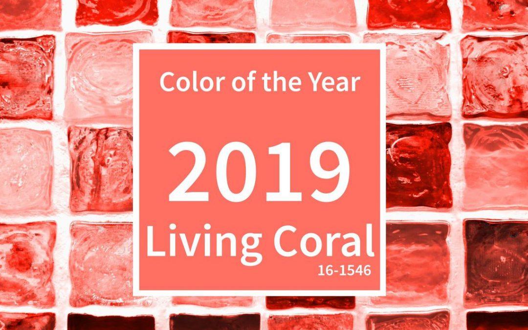 Culoarea anului 2019